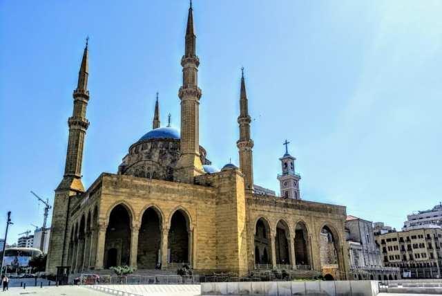 Travel lebanon mosque