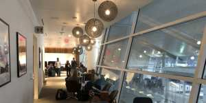Dallas Centurion Lounge