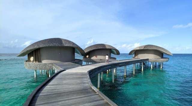 Iridium Spa St. Regis Maldives