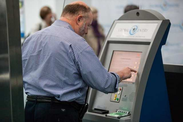 global entry facial recognition