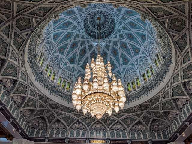 muscat oman grand mosque