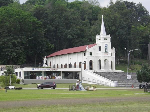 St. Anne's Church – Bukit Mertajam   The Thrifty Traveller