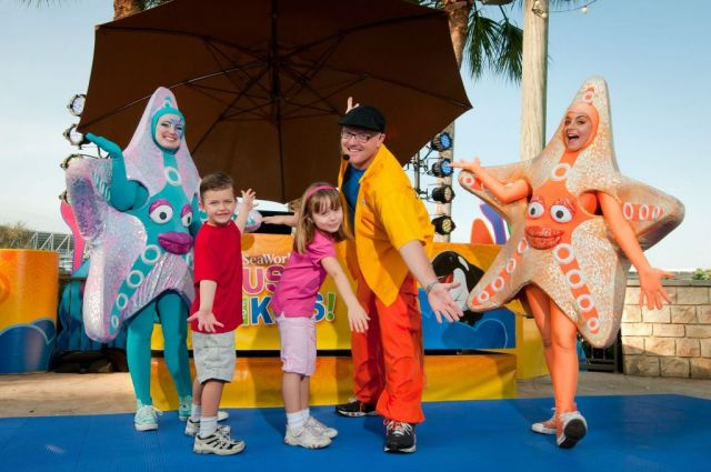 Just For Kids at SeaWorld Orlando