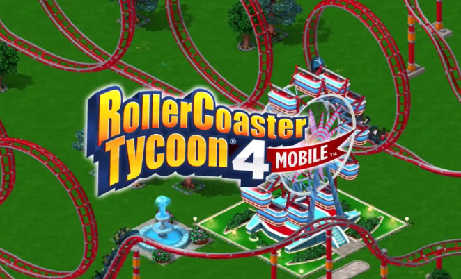 Roller-coaster-tycoon-mobile