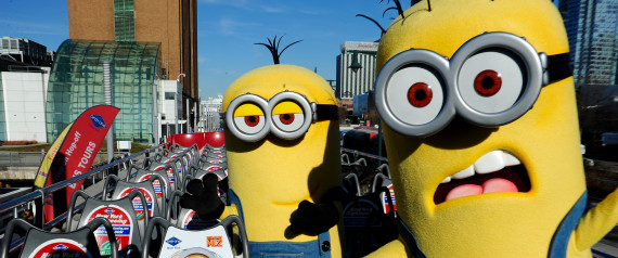 "Gray Line New York Honors ""Despicable Me 2"" With Ride Of Fame"