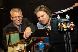 Henrik Höhrmann og Rasmus Bjerg