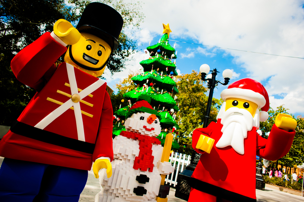 Legoland Florida announces their 2014 Holiday Festivites