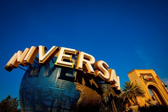 Universal-Orlando-Globe