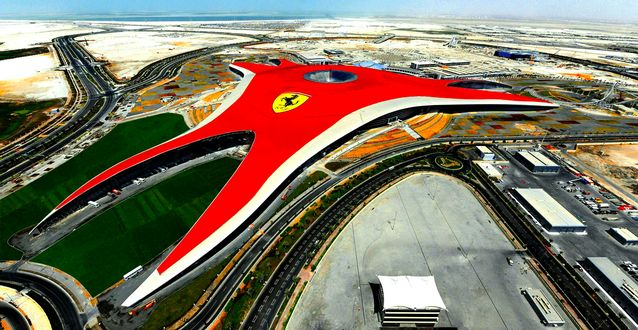 Ferrari World Abu Dhabi reveals record-breaking roller coaster
