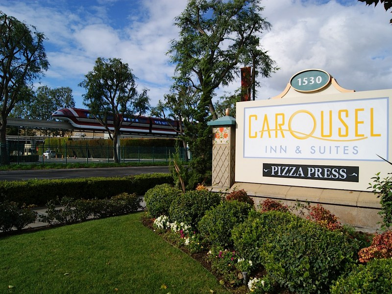 CarouselSignWithMonorail