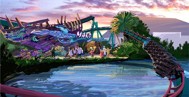 SeaWorld Orlando announces Mako, Orlando's tallest and fastest roller coaster 4