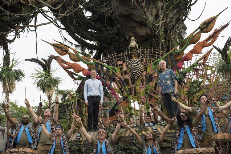Pandora - The World of Avatar Dedication Ceremony