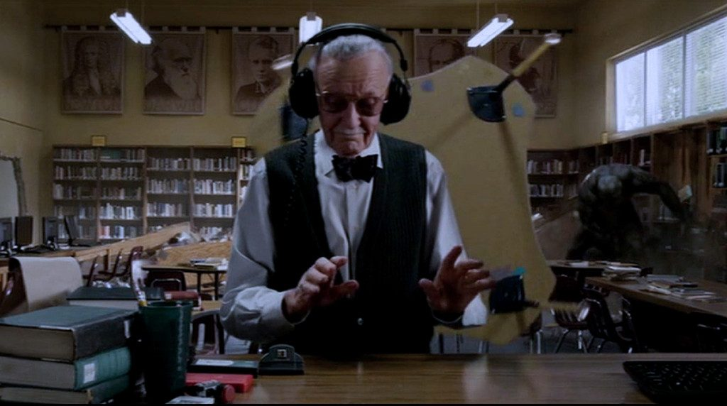 Stan Lee - The Amazing Spider-Man cameo