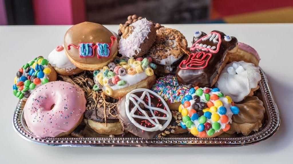 Voodoo Doughnut at Universal Studios Hollywood