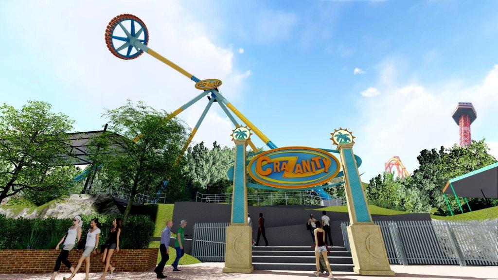 CraZanity coming to Six Flags Magic Mountain in 2018