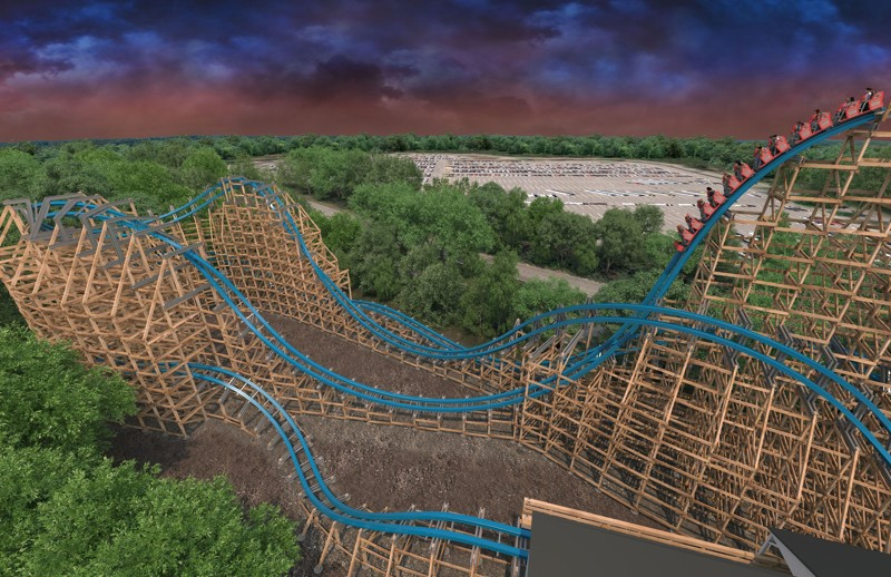 Twisted Cyclone coming to Six Flags over Georgia in 2018