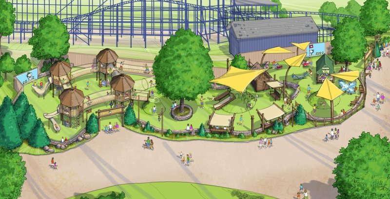 Beagle Scout Acres coming to Carowinds in 2018