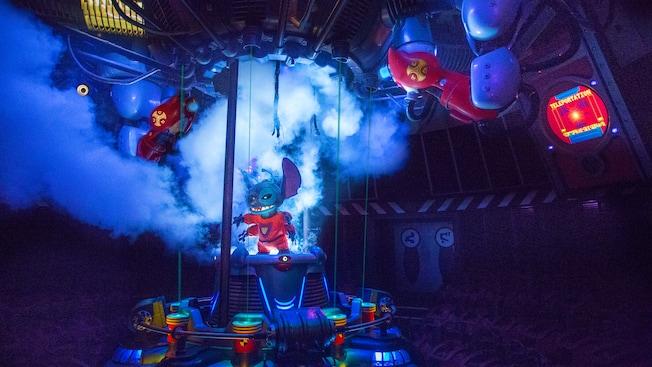 Stitch's Great Escape at the Magic Kingdom