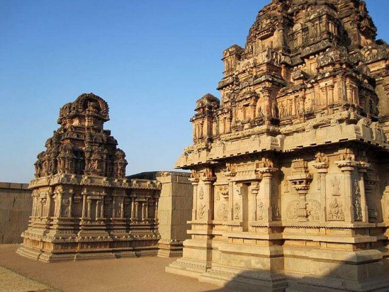 Malyavantha Raghunatha Temple                                  Image Credits: Garles Design
