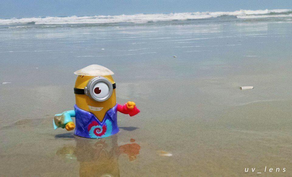 The Minion Travel – Stuart's Adventure in Goa