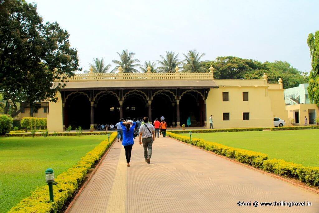 Summer Palace of Tipu Sultan, Bengaluru