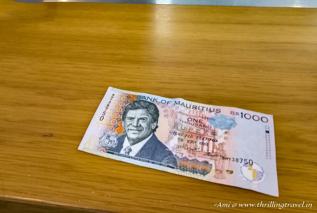 Dealing with Mauritian Currency- A travel guide to Mauritius