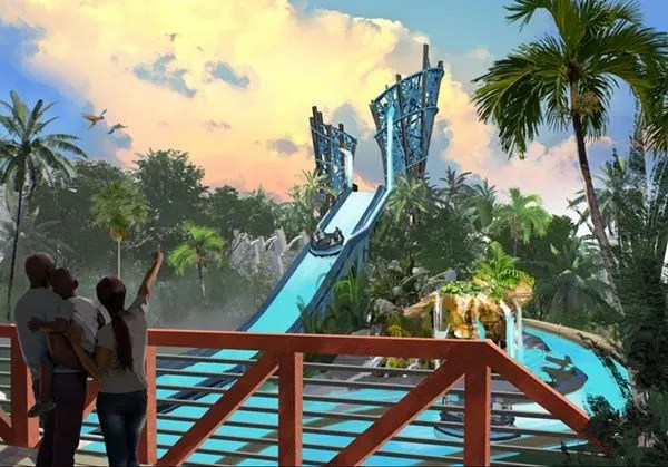 SeaWorld goes all in with new high-tech raft journey however will it ever open?