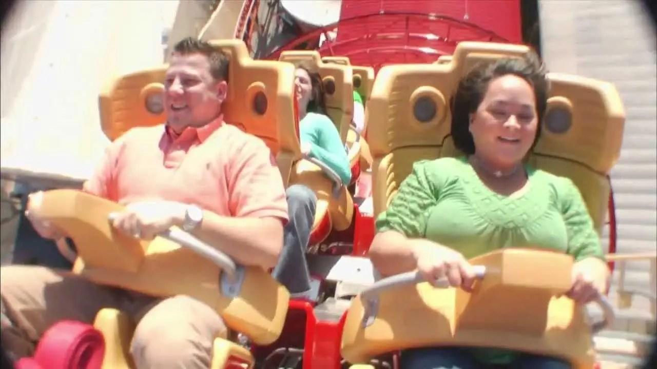 Goat Scream – Roller Coaster Edition (Universal Orlando)