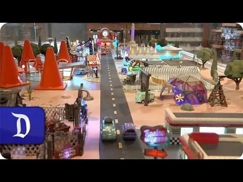 Cars Land Precision Model Series | Disney California Adventure Park