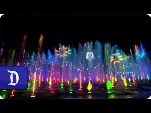 Disneyland Resort Diamond Celebration Lights Up the Night | Disneyland Park