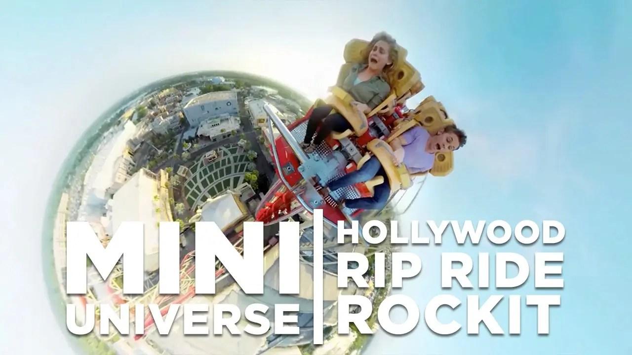 Hollywood Rip Ride Rockit | Mini Universe
