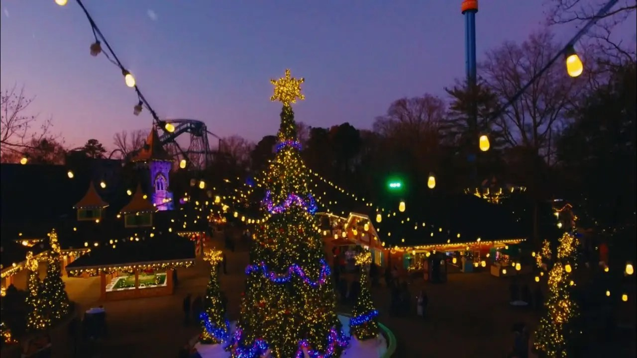 Christmas Town 2018 – A Holiday Tradition