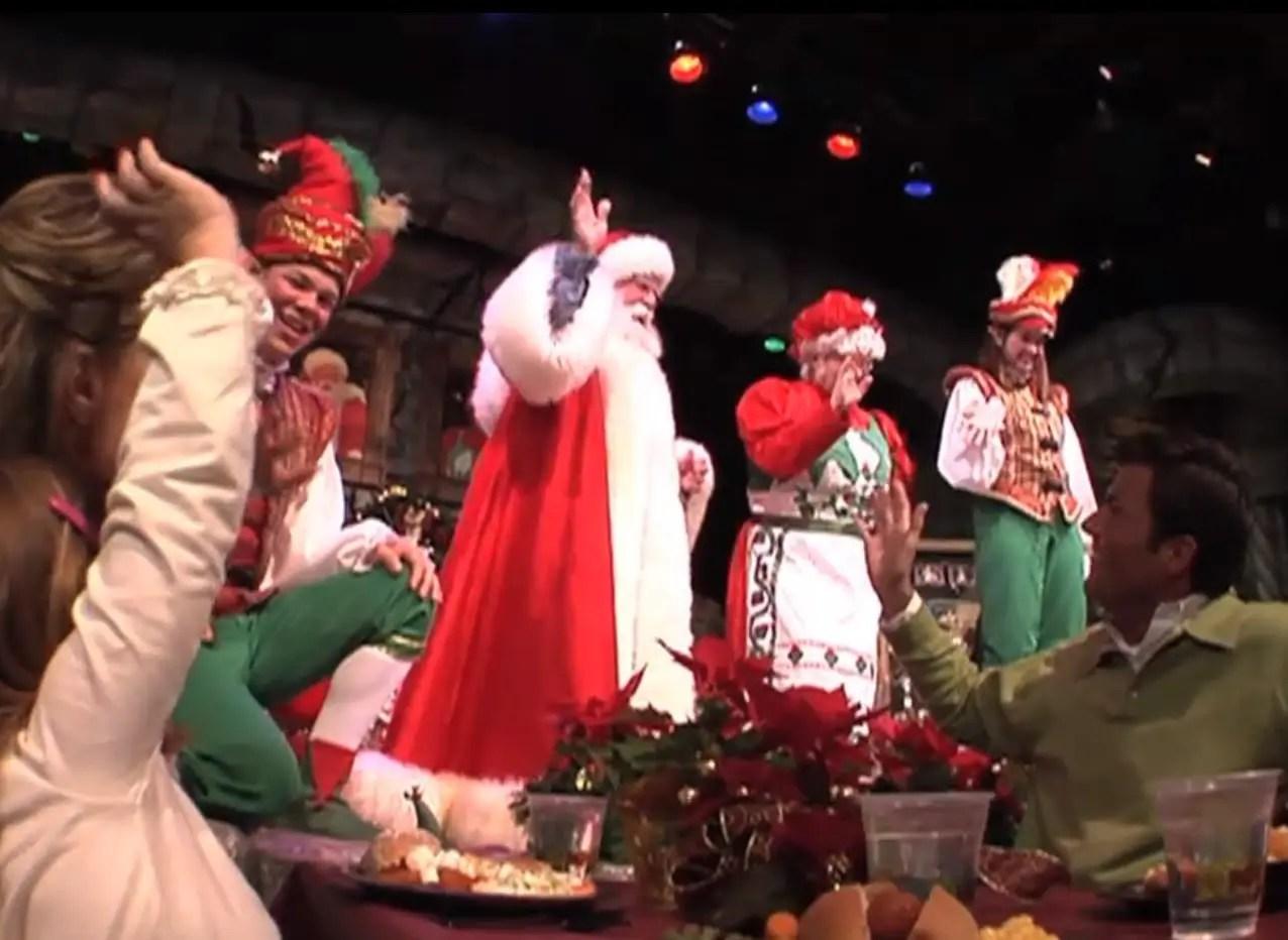 Ireland – Christmas Town | Busch Gardens Williamsburg, VA
