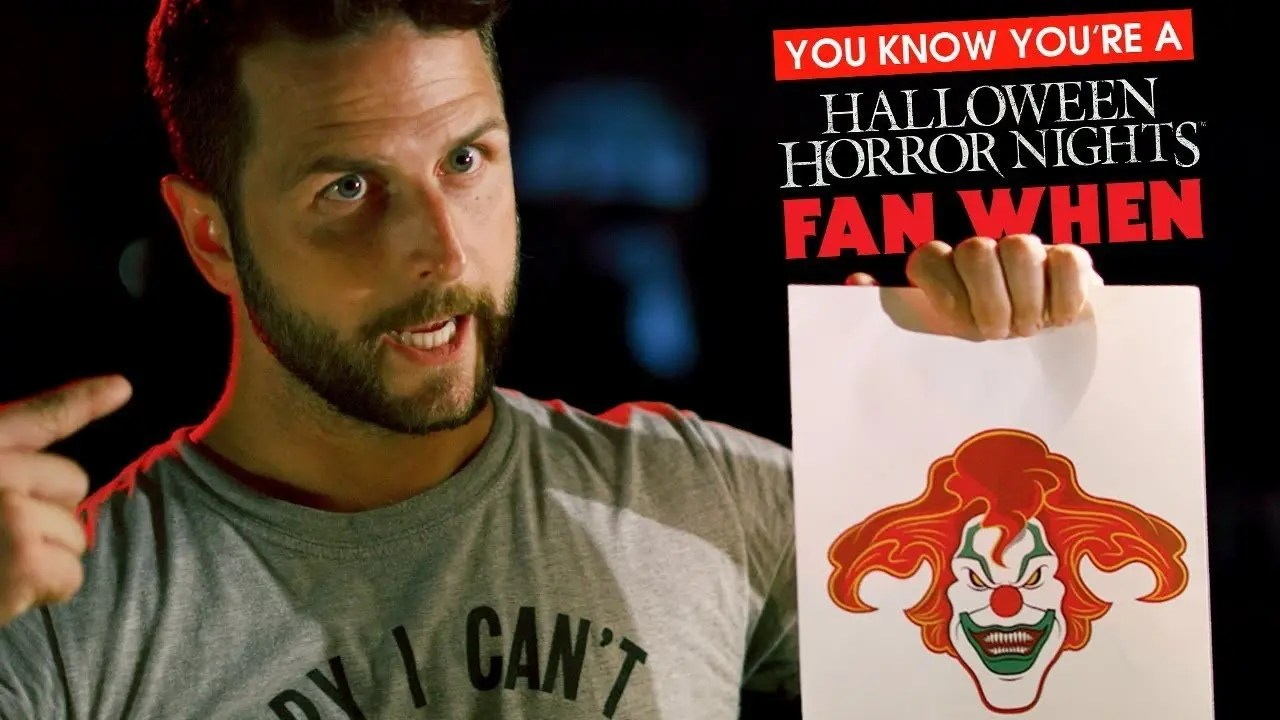 You Know You're A Halloween Horror Nights Fan When…