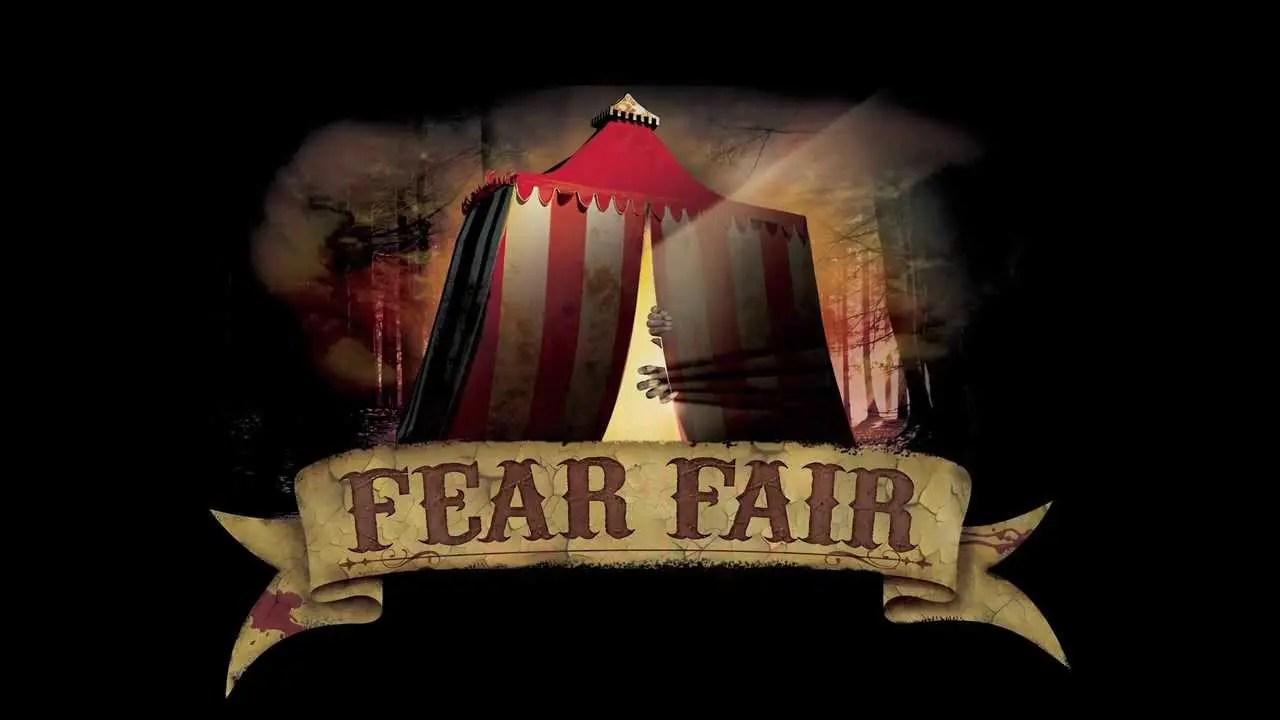 Sneak Peek of Fear Fair – Howl-O-Scream | Busch Gardens Williamsburg, VA