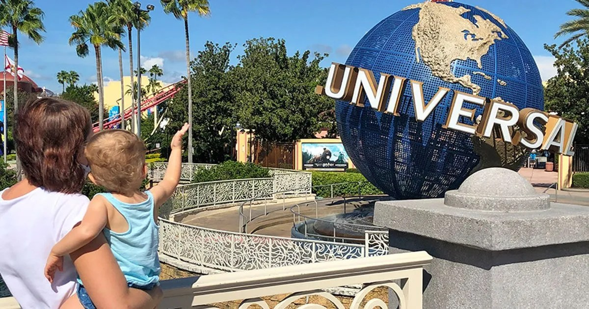 How to Do Universal Orlando Resort with a Baby