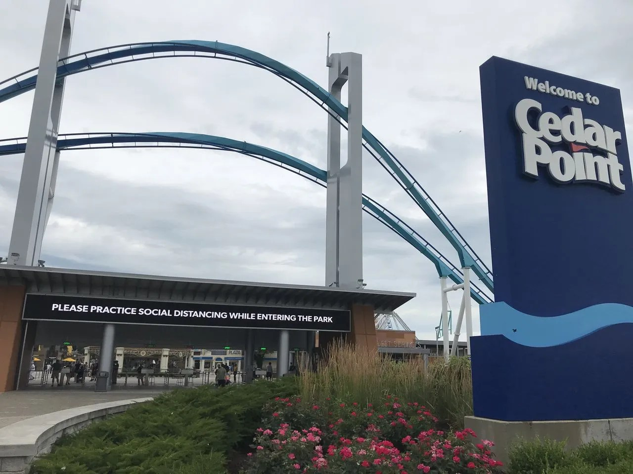 Cedar Point reduces hours, will operate weekends-only starting in mid-August