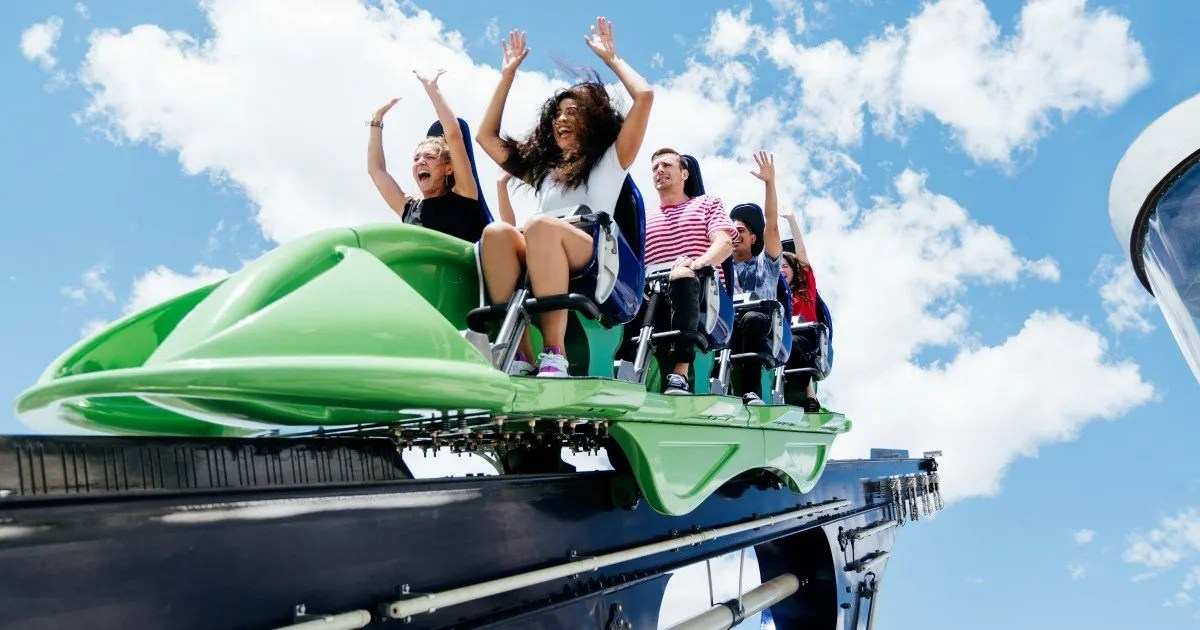 The STRAT Hotel to double the thrills on National Roller Coaster Day