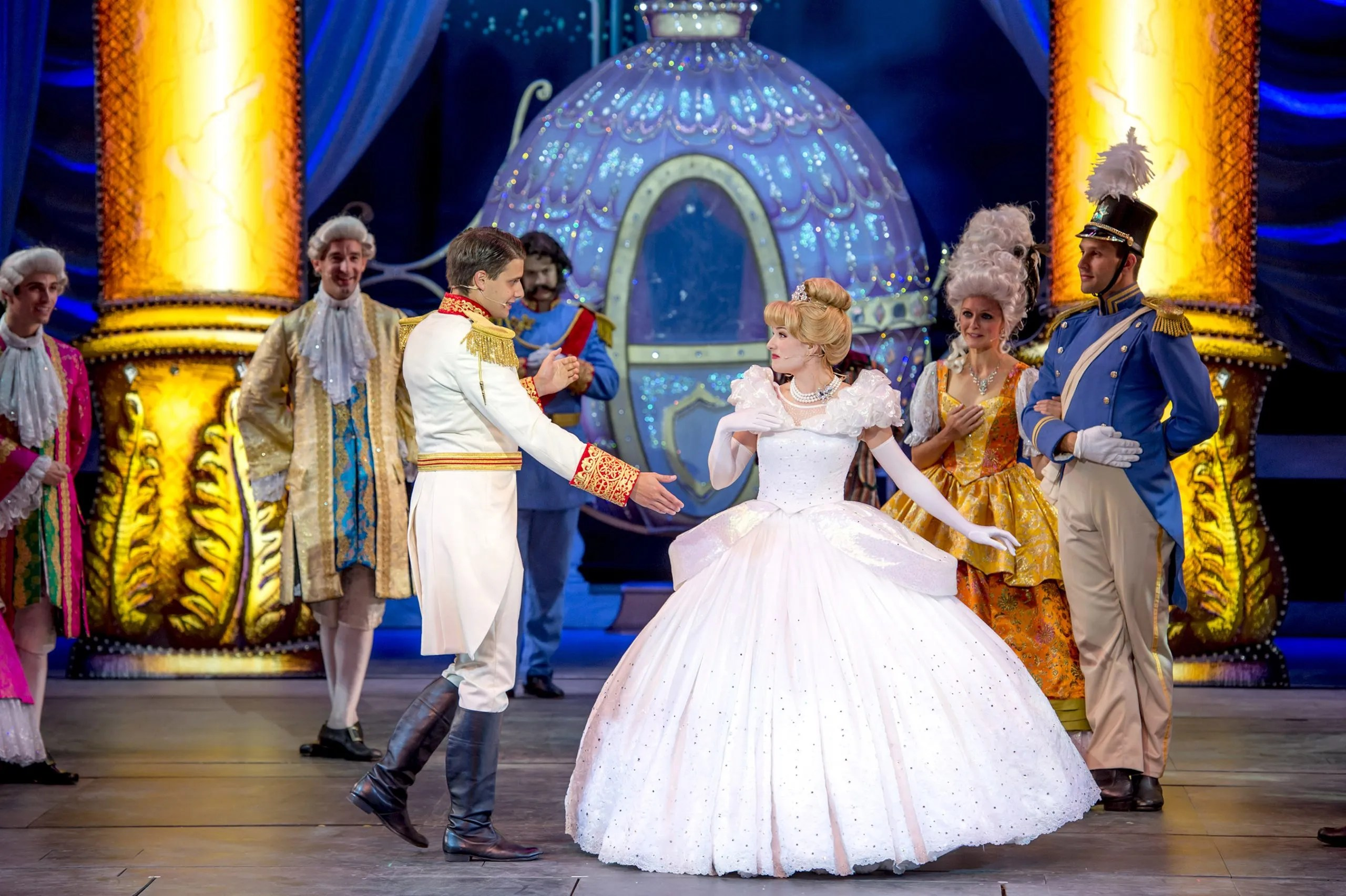 """Twice Charmed: An Original Twist on the Cinderella Story"""