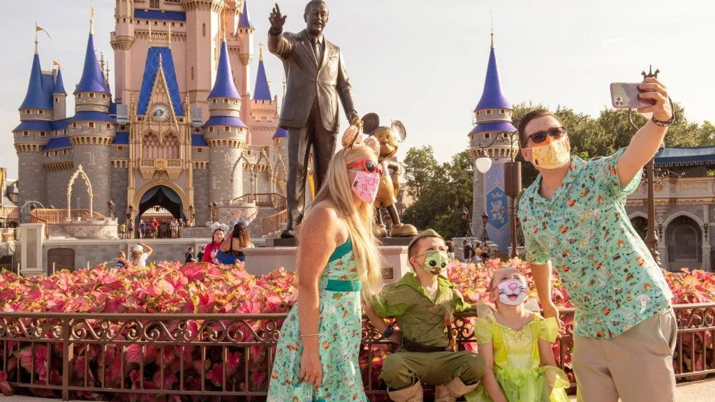 72% of Americans uncomfortable going to a theme park, poll finds – Orange County Register