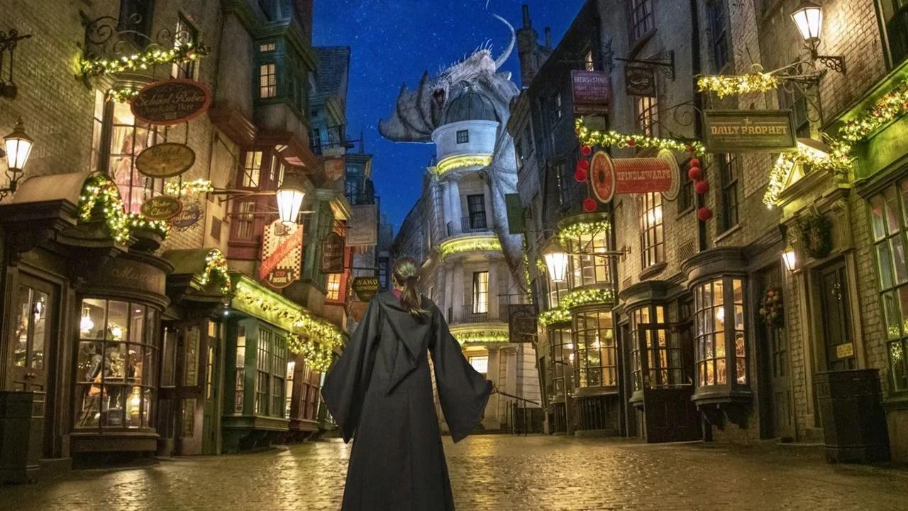 Universal Orlando Reveals Lineup for Holiday Celebration