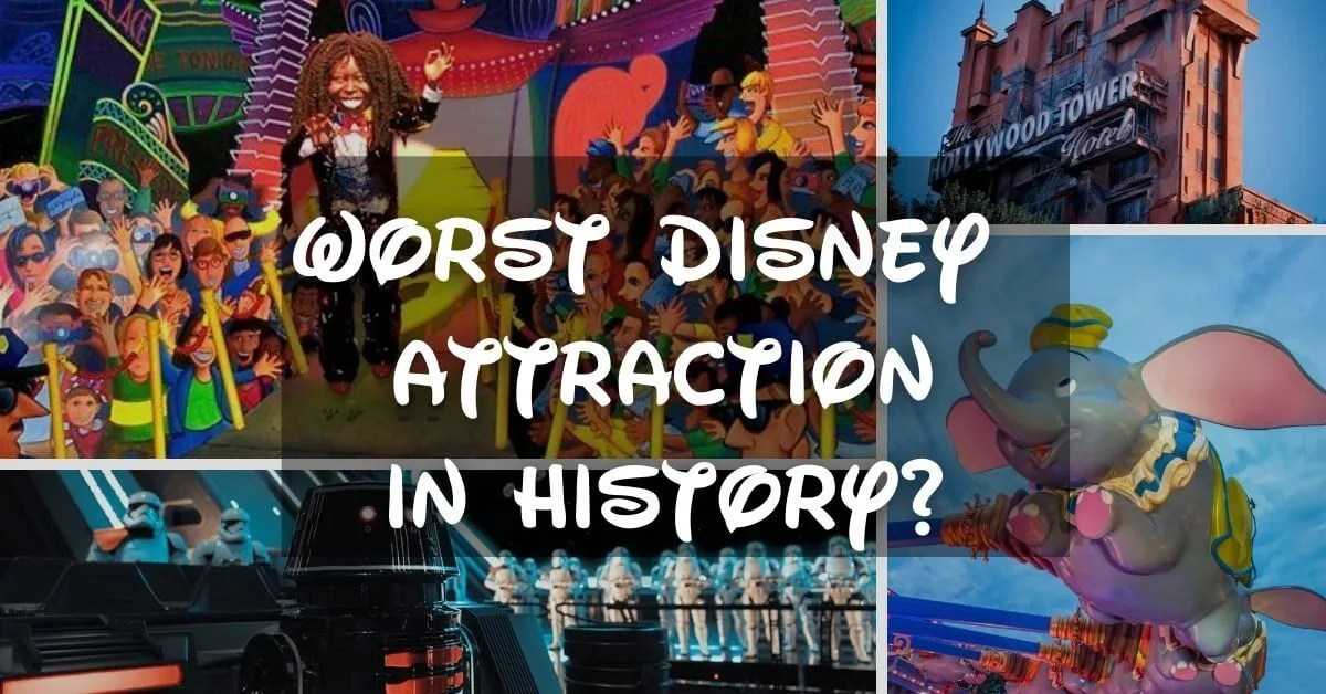 What is the Most Hated Attraction in Disney History?