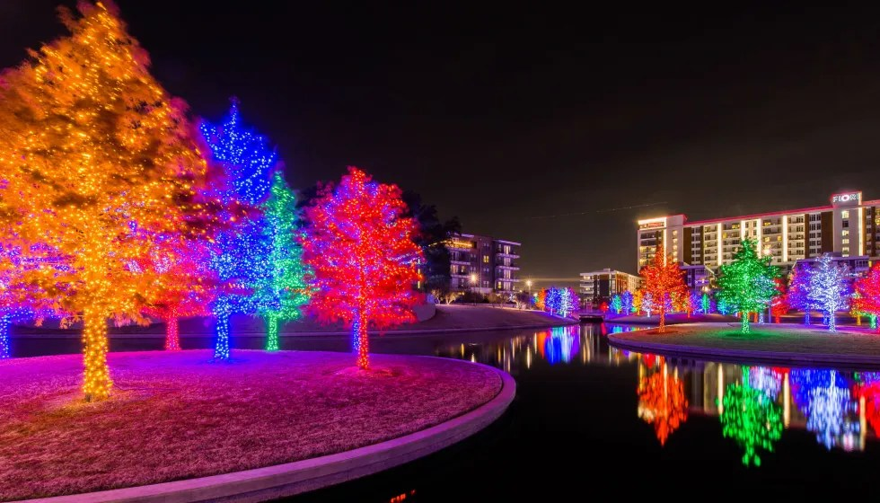 The most spectacular Christmas lights around Dallas in 2020