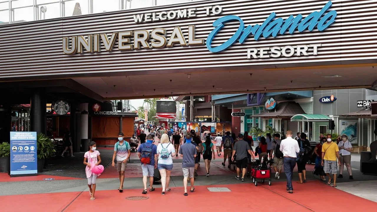 Universal Offers 3-Day Ticket Deal to Florida Residents