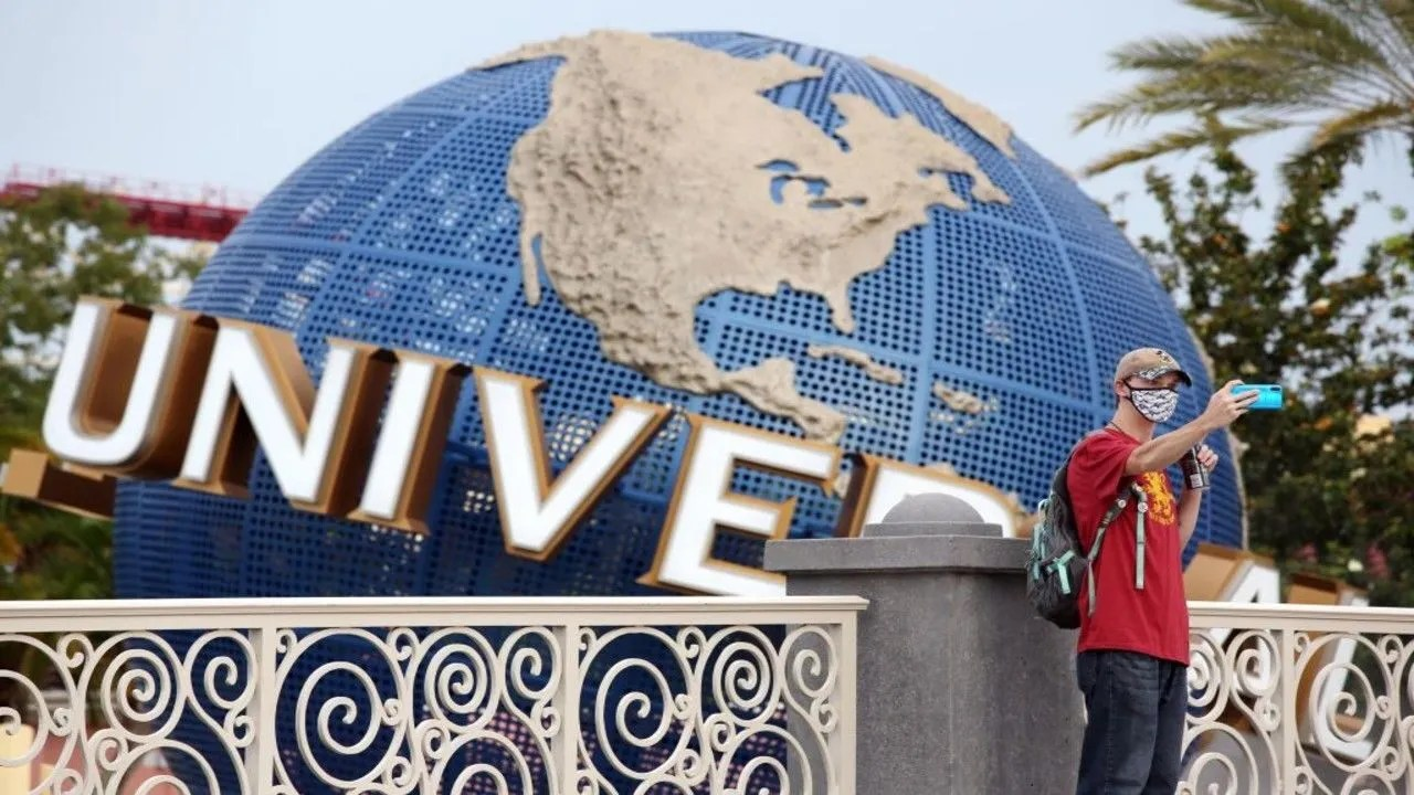 Universal Orlando offers Florida residents ' a day' ticket deal