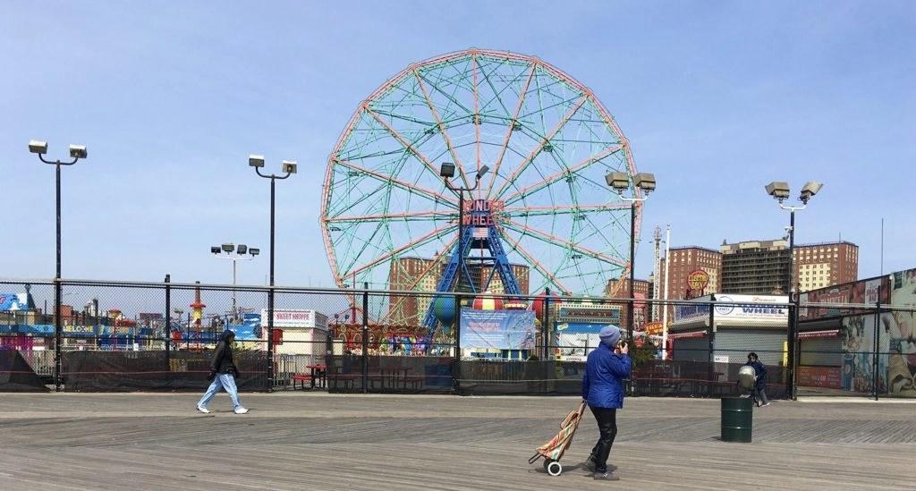Deno's Wonder Wheel Amusement Park announces April 9 opening