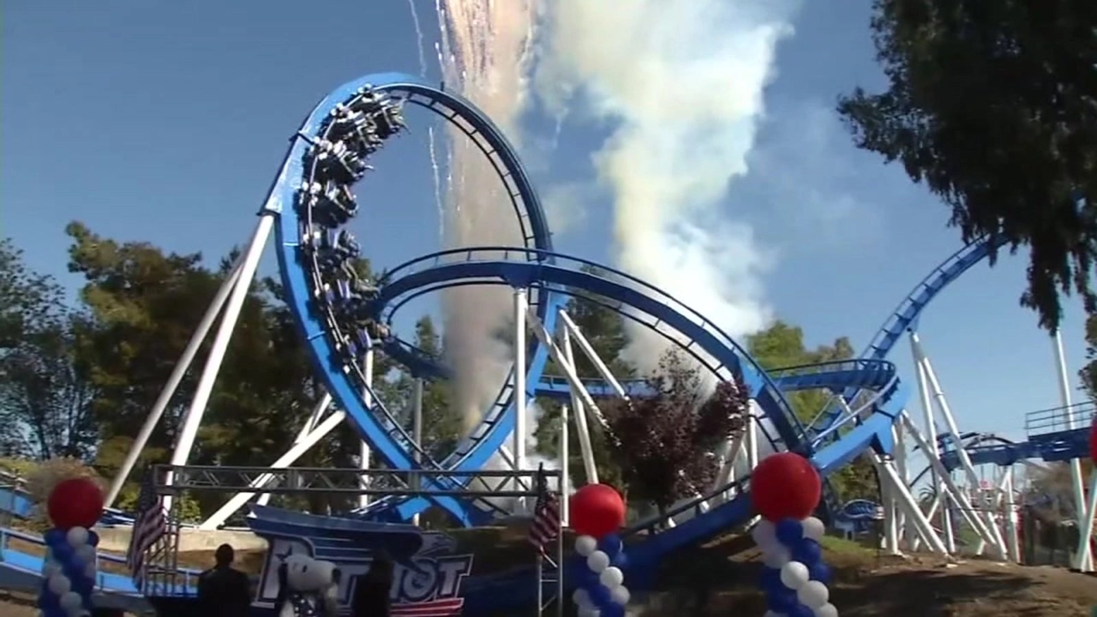 Theme parks like Great America, Discovery Kingdom prepare for reopening under new California COVID-19 guidelines