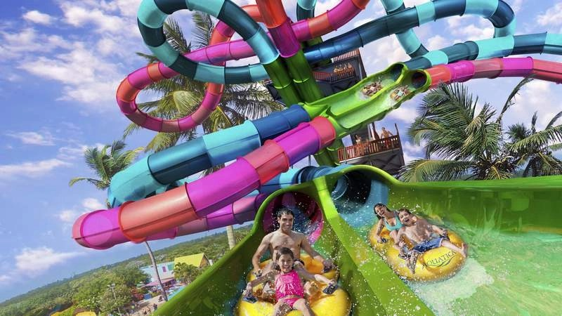 This Orlando water park was named best in the US