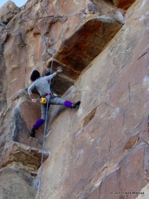 Child's Play (5.10d)