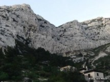 Calanque de Morgiou Crag